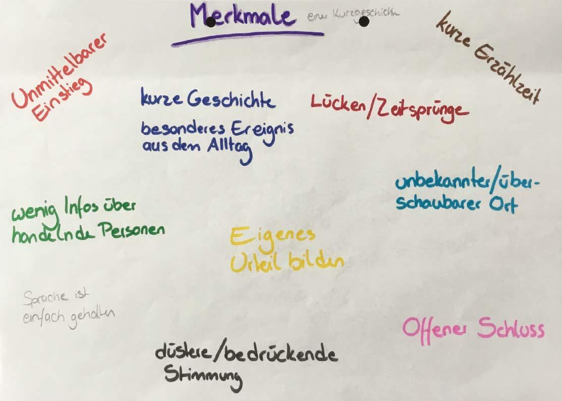 Merkmale Kurzgeschichten - Ivi-Education