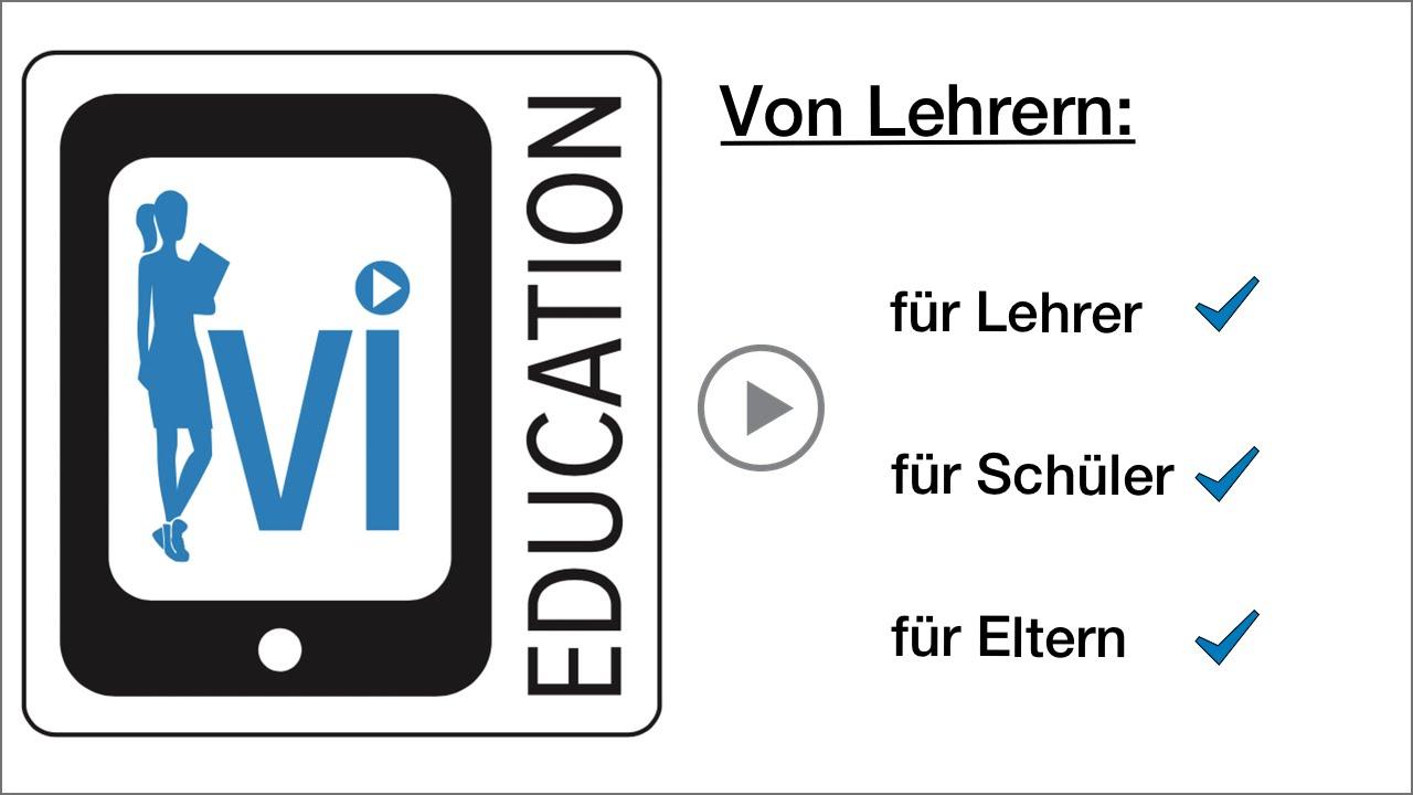 Ivi-Education- Ein inklusives u. multimediales Unterrichtskonzept
